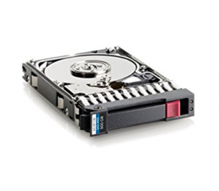 HP 500GB 6G SAS 7.2K rpm SFF (2.5-inch)
