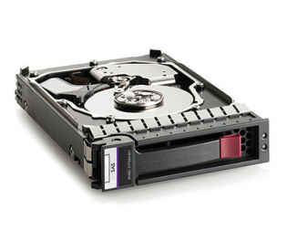 HP 600GB 6G SAS 10K rpm SFF (2.5-inch)