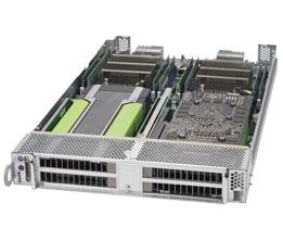 GPU/Xeon Phi SuperBlade SBI-7128RG-X/SBI-7128RG-F/SBI-7128RG-F2