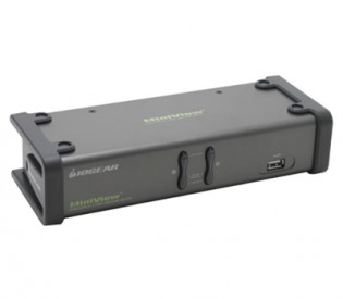 IOGEAR GCS1742 2-Port Dual View KVM