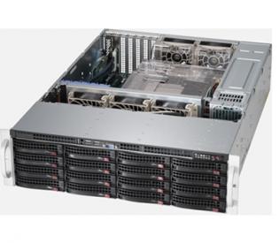 SuperStorage Server 6037R-E1R16N