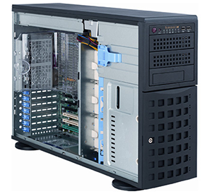 SuperMicro Workstation 5036A-T