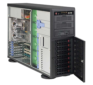 SuperMicro Workstation SYS-7046A-3