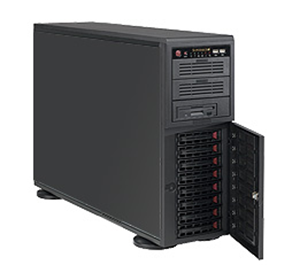 SuperMicro Workstation SYS-5046A-XB