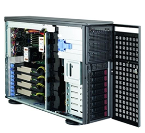 SuperMicro Workstation 7046GT-TRF