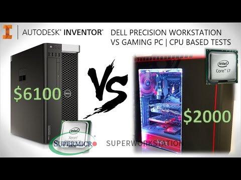 Gaming Workstation vs Gaming PC